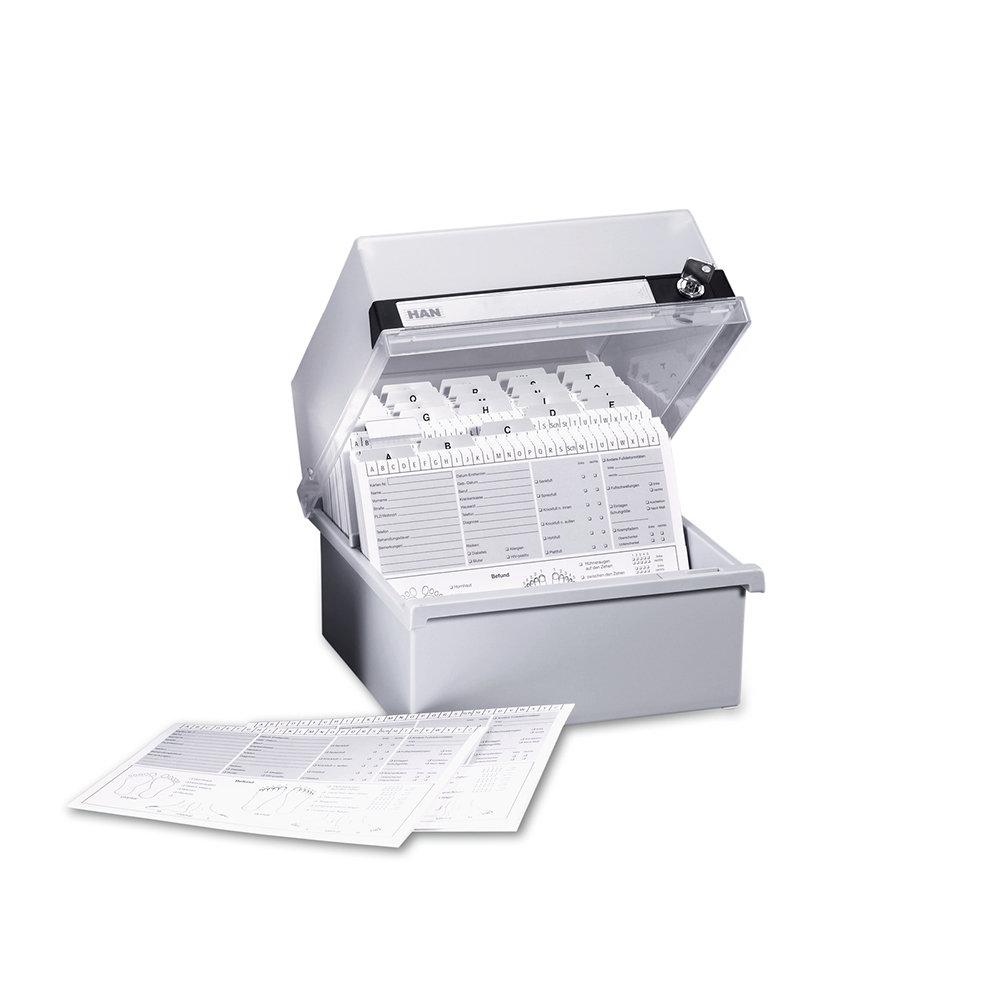 Acrylic box for customer cards / Акриловый бокс для карт клиента