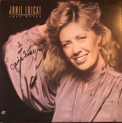 Love Notes - Autographed Vinyl
