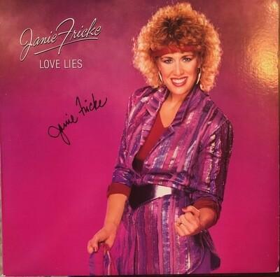 Love Lies- Autographed Vinyl