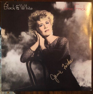 Black and White- Autographed Vinyl