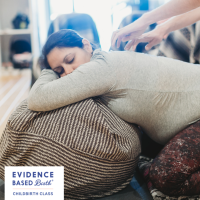 Evidence Based Birth® Childbirth Class - Hybrid In-person & Online Learning