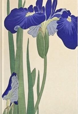 Libreta Flor japonesa II de Ohara Koson