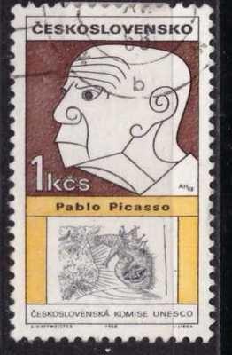 Pablo Picasso, usado