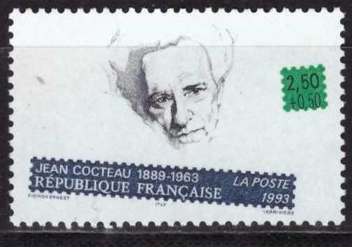 Jean Cocteau, sin usar