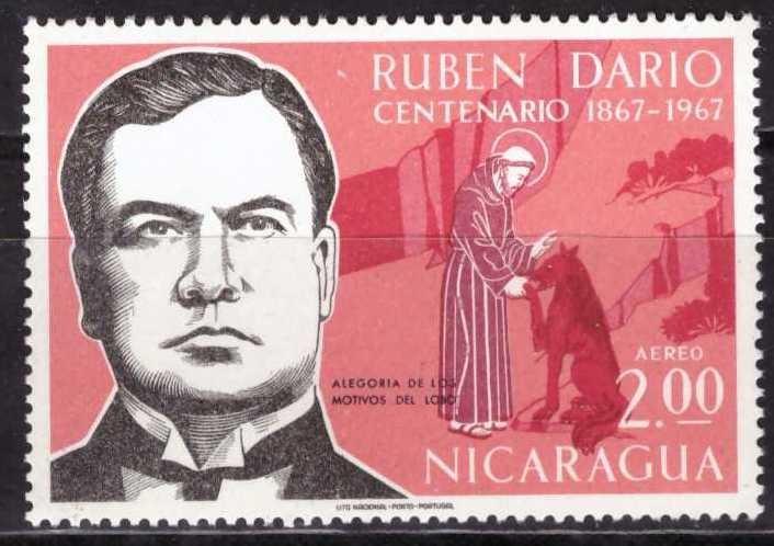Rubén Darío, sin usar