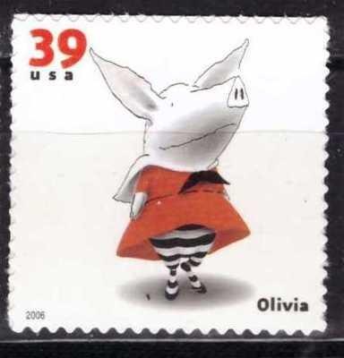 Olivia, sin usar