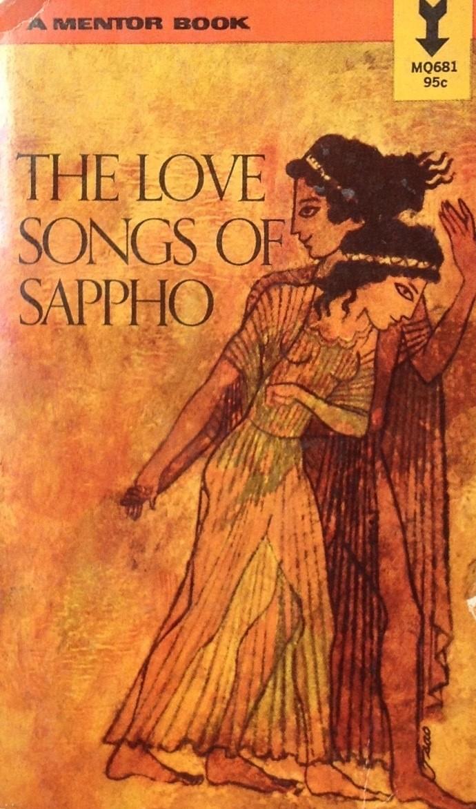 The love songs of Sappho