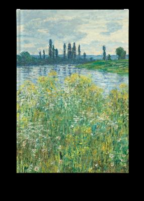 Libreta Claude Monet, Orillas del Sena