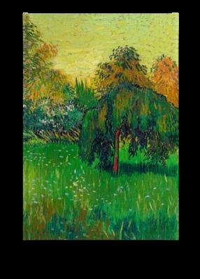 Libreta Van Gogh, El jardín del poeta