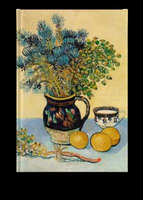 Libreta Van Gogh, Naturaleza muerta