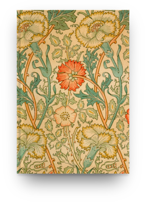 Libreta William Morris 03