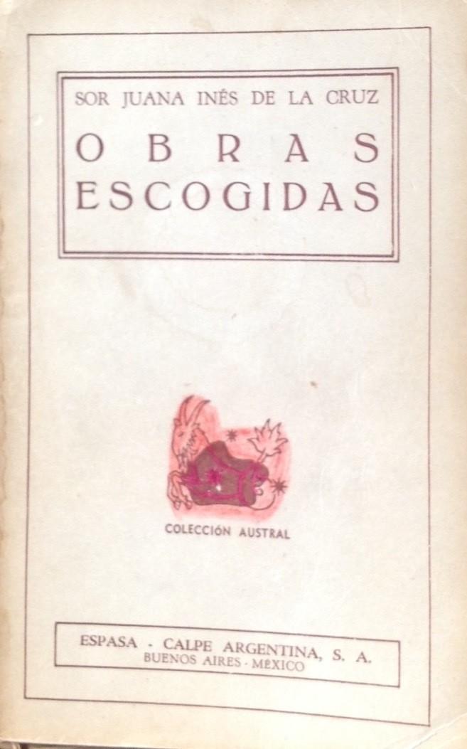 Sor Juana Inés de la Cruz, Obras escogidas