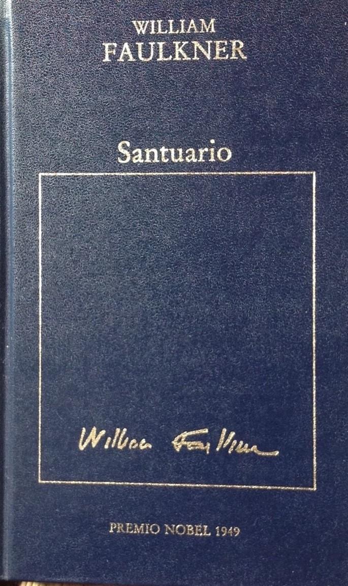William Faulkner, Santuario