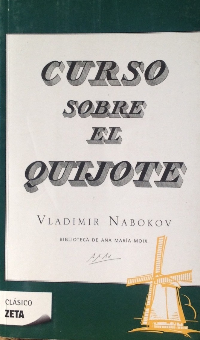 Vladimir Nabokov, Curso sobre el Quijote