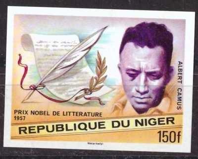 Albert Camus, sin usar