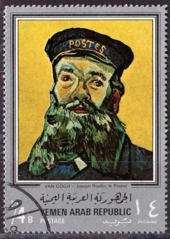 Van Gogh [006], sin usar