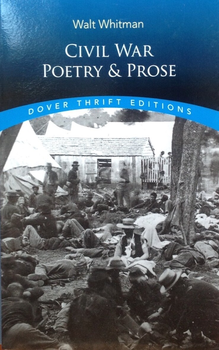 Whiteman, War prose and poetry