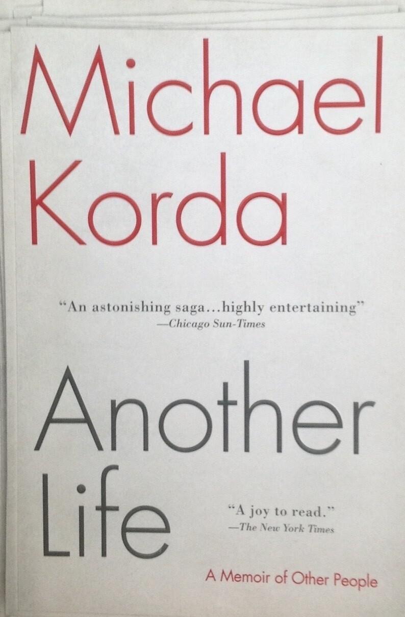 Korda, Another Life