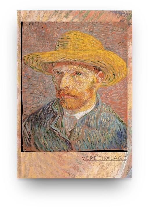 Libreta Van Gogh Autorretrato