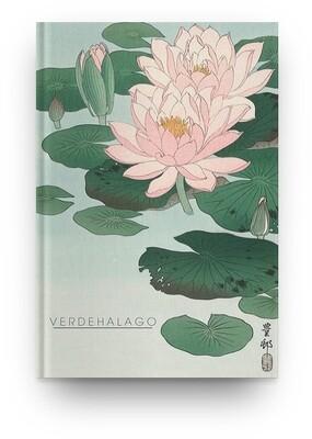 Libreta Flor japonesa I de Ohara Koson