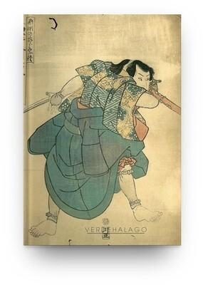 Libreta Samurai