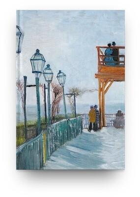 Libreta Van Gogh Terraza