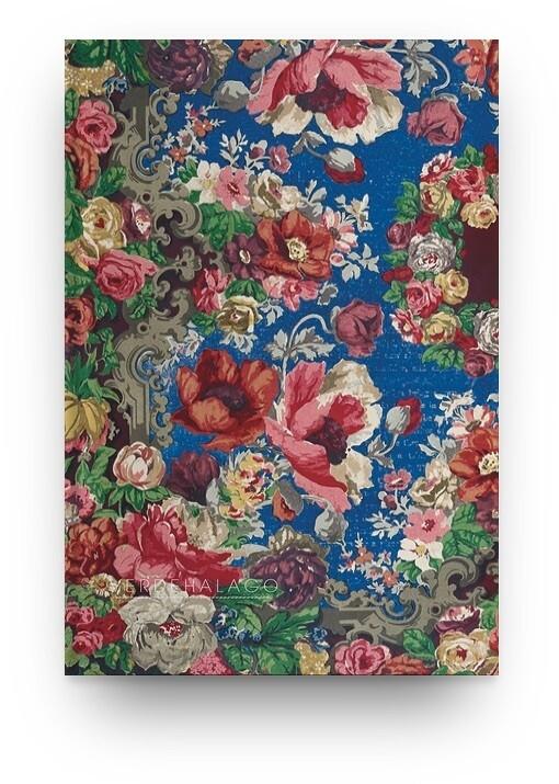 Libreta Flores de Digby Wyatt