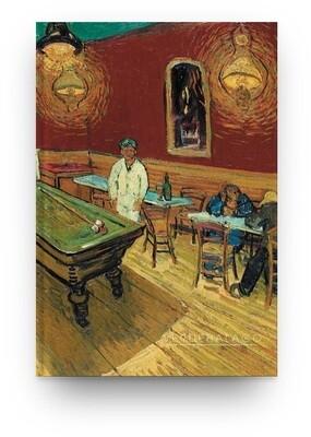 Libreta Van Gogh Café de noche