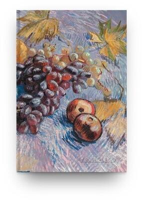 Libreta Van Gogh Frutos