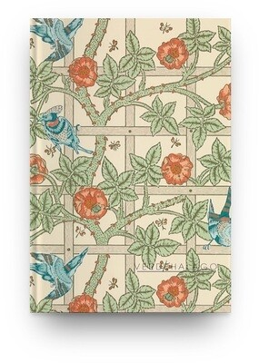 Libreta William Morris 01