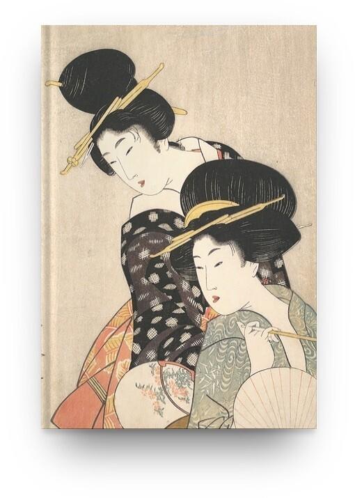 Libreta Kitawaba  Dos mujeres