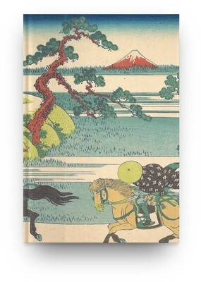 Libreta Katsushika Hokusai Monte