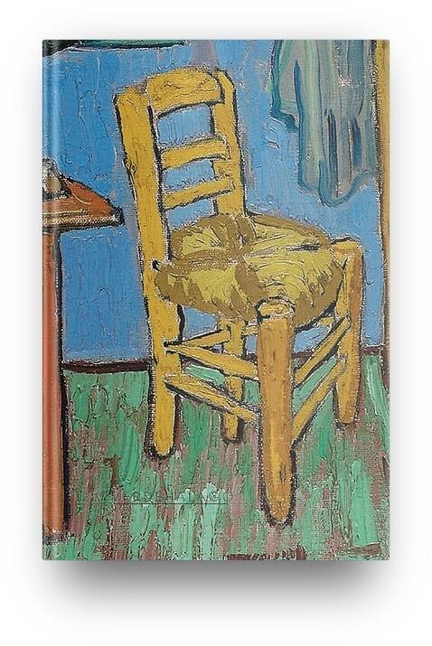 Libreta Silla de Van Gogh