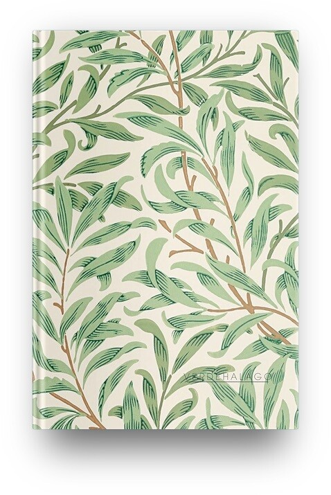 Libreta William Morris 04