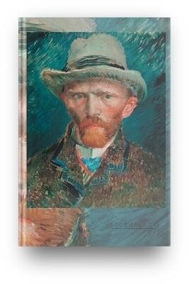 Libreta Autorretrato 02 de Van Gogh