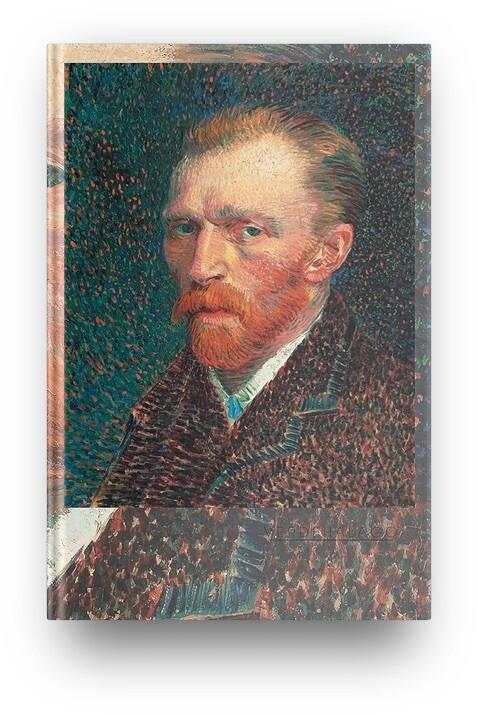 Libreta Autorretrato 03 de Van Gogh