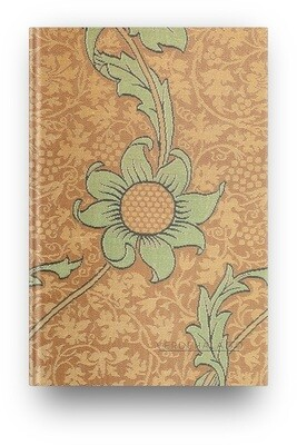 Libreta William Morris 05