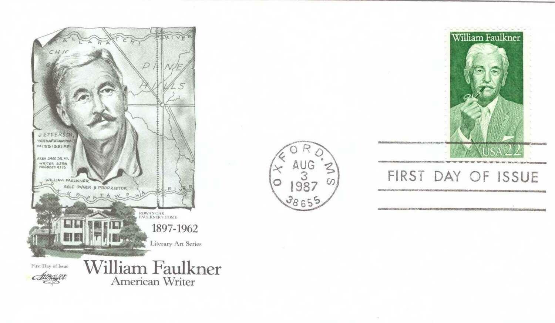 William Faulkner, sobre primer día