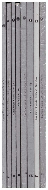 La centena, 8 libros