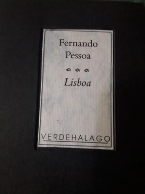 Fernando Pessoa, Lisboa