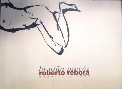 Roberto Rébora, la niña precóz, monitipos