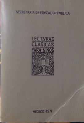 Lecturas clásicas para niños. 1971