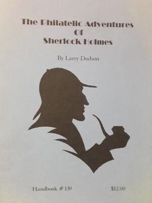 The Philatelic Adventures of SHerlock Holmes