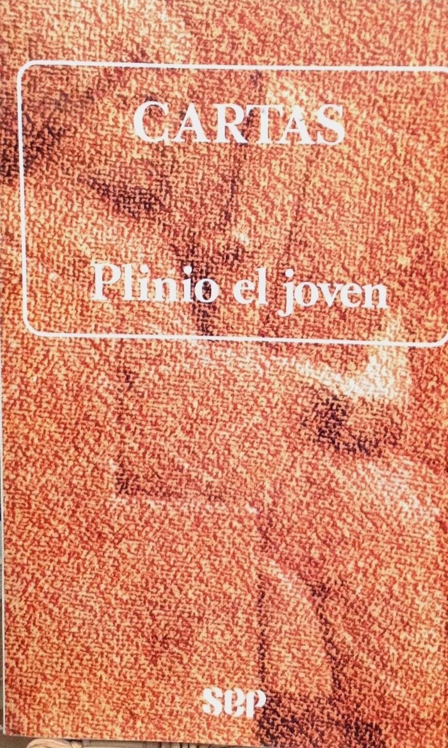 Plinio el Joven, Cartas