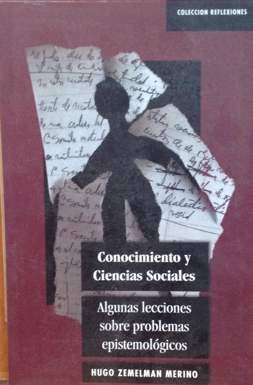 Conocimiento y ciencias sociales