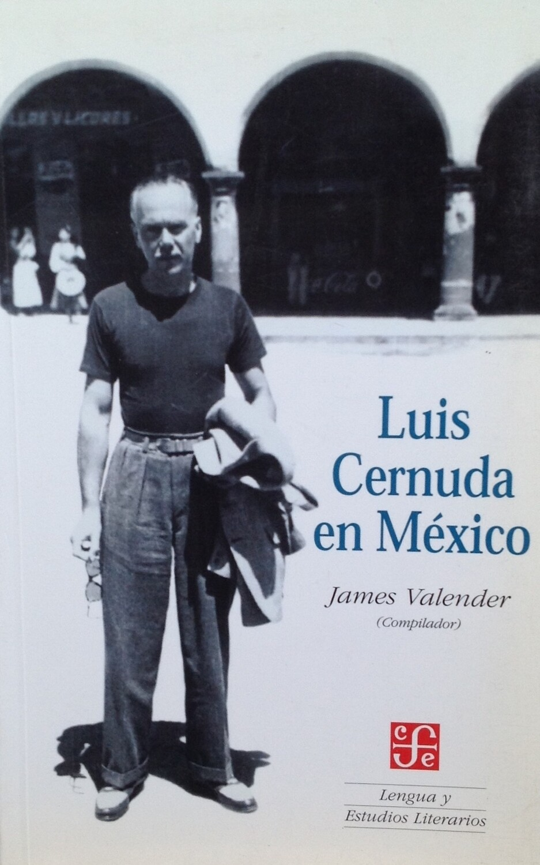 Luis Cernuda en México