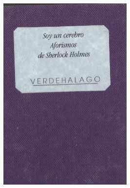 Soy un cerebro, Sherlock Holmes
