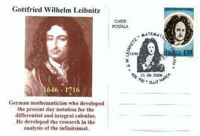 Leibnitz, Postal primer día