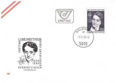 Lise Meitner, Sobre primer día