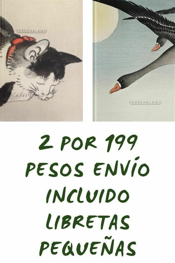 Gato y Aves 199 pesos envío incluido (pequeñas)